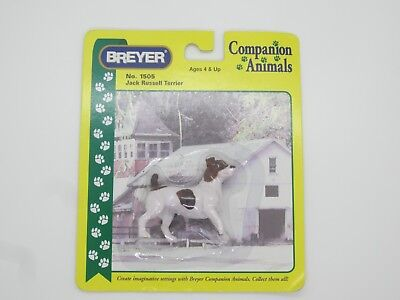 NIP Breyer #1505 Jack Russell Terrier Companion Dog