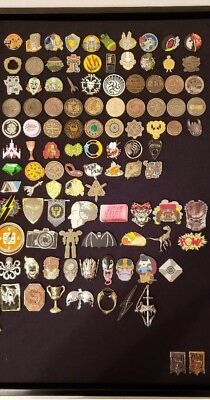 Loot Crate Pin Collection Lot! Original Owner, Huge Collection Lot!