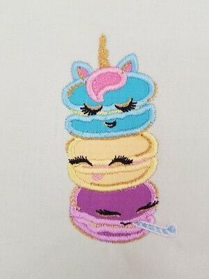 Macaroons Embroidery File