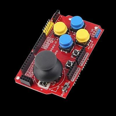 Gamepads Joy Stick Keypad Shield For Arduino nRF24L01 Keyboard Moe Func