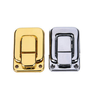 2pcs Fastener Toggle Lock Latch Catch For Suitcase Case Boxes Chests Trunk SP