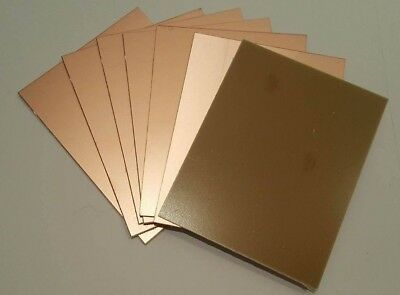 200/300 Single Double Laminate Printed Circuit Board Glass Fibre Copper PCB FR4
