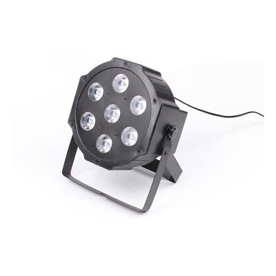 RGBW 7-LED Stage Lighting PAR64 DMX512 Light  Projector Party DJ Disco Lights