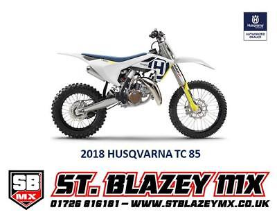 2019 Husqvarna Tc Fc 85 125 250 350 450 Moto-X Bikes - Call For Best Uk Price