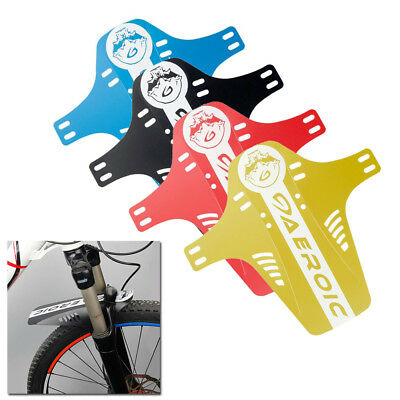 MTB Front Mudguard Snow Bicycle Bike Front Mud Guard Fenders For Tire 2019