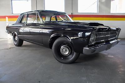 1965 Plymouth Belvedere Big block car 1965 Plymouth Belvedere 572 Hemi w/ EFI