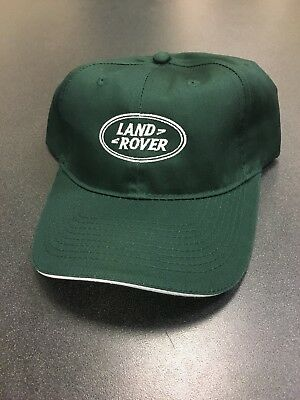 Land Rover Logo Baseball Hat - select from different colors