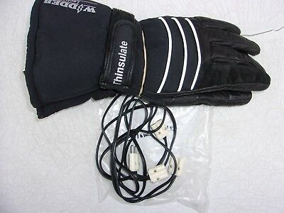 Widder Electric (Heated) Gloves, Size Xxs, With Cord, Checked, Guaranteed