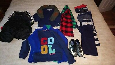 Boys Clothes Bundle Age 7-8 Years including Nike Mercurial Trainers
