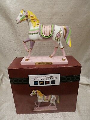 Enesco Trail of Painted Ponies THE PRAIRIE PRINCESS Horse Figurine, NIB 1E  2358