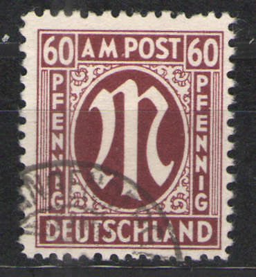 Germany - AMG 1925-46 Sc# 3N18 Used F - great used example scarce