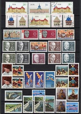 Germany DDR very nice mixed collection,stamps as per scan(5856)