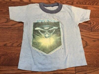 Vintage 70's Star Trek Ringer T-shirt - Toddler 1