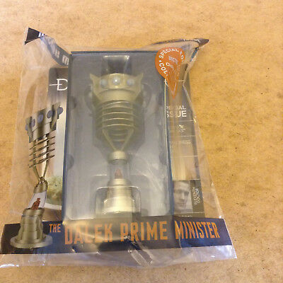 Bbc Doctor Who Figurine Collection Special Issue The Dalek Prime Minister New