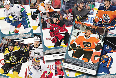 17/18 Upper Deck Young Guns Series 1&2 *You Pick*