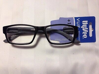 Hy-Vee VUE Fashion Readers Reading Glasses RDSPORT +1.25