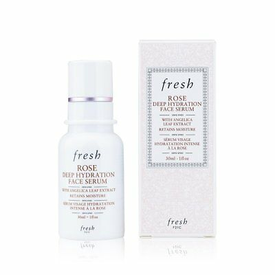 Fresh Rose Deep Hydration Face Serum 1oz (30ml)