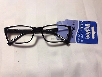 Hy-Vee VUE Fashion Readers Reading Glasses RDWCASE +1.5