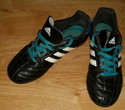 Adidas rugby boots size 4