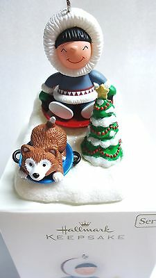 Hallmark 2008 FROSTY FRIENDS 29th in series Ornament is NEW IN BOX