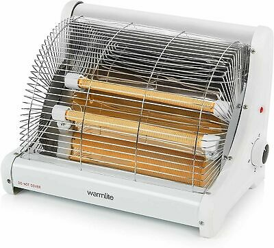WARMLITE ELECTRIC 2 Bar Heater Fire 1200W Watt