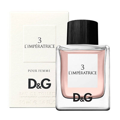 Dolce and Gabbana 3 L'Imperatrice EDT Spray 50ml