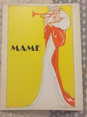Mame - Patrice Munsel - Official Program - 1970