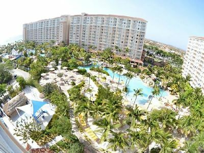 Marriott Aruba Surf Club Rental April 29-6  TWO BR Villa Sleeps 8 $199 per nite