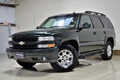2002 Tahoe Z71 2002 Chevrolet Tahoe Z71 4WD LOW MILES GARAGE KEPT MUST SEE
