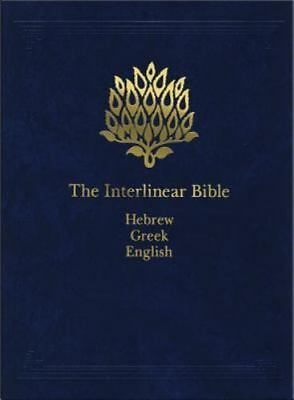 The Interlinear Hebrew-Greek-English Bible, One-Volume Edition (Hardcover) 2005