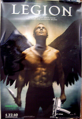 "Legion 27"" X 40""  One Sheet Original Movie Poster Made In 2010"