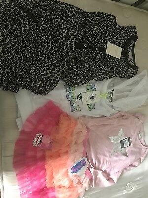 Girls Size 6 Bulk Lot Nwt Clothes
