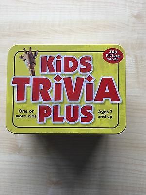 New Kids Trivia Plus Tin Paul Lamond Games