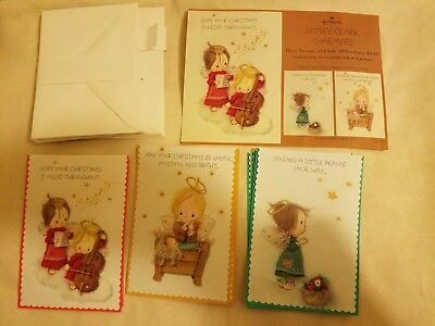 Vintage Betsey Clark For Hallmark Christmas Cards
