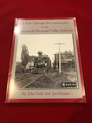 New York Ontario Western A Ride Through the Countryside S&C Valley Railroad