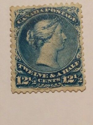 1868 - 1876 Large Queen Issue # 28
