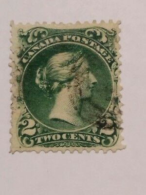 1868 - 1876 Large Queen Issue # 24b