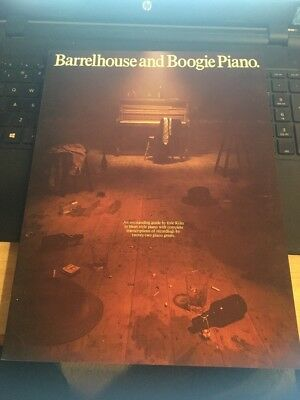 BLUES BARRELHOUSE & BOOGIE PIANO LP: FRED DUNN 7 songs from