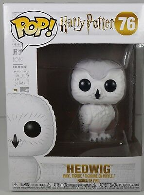 Funko POP! Harry Potter: Hedwig #76 Non Flocked