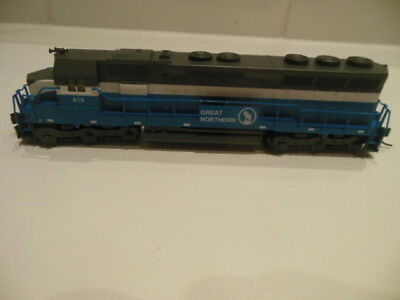 Kato SD45 Great Northern  DCC fitted