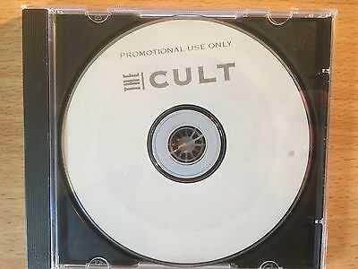 """THE CULT -""""Fire Woman""""- V.RARE U.S. Promo Only CD Single 1989-PRO CD-3435-NEW"""