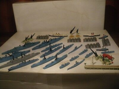 Vintage Triang Minic Ships Massive Job Lot