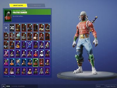Fortnite account with rare skins (Read Description)