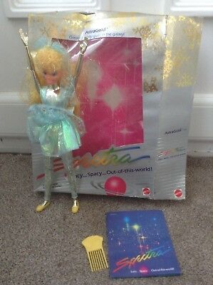 Vintage AstraGold Spectra Mattel Doll 1986 Doll Is In Mint Condition. Like Jem