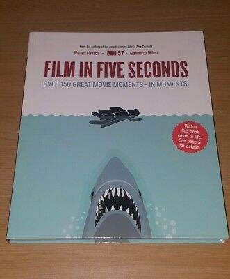 Film in Five Seconds: Over 150 Great Movie Moments - in Moments! ( New )