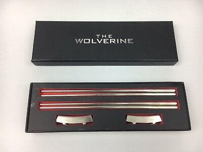 Rare Collectible Great Gift For Marvel Fan Chopsticks Set This Item Is Not Toy