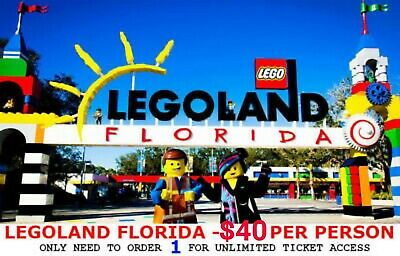 Legoland Florida Tickets $35   A Promo Discount Savings Tool