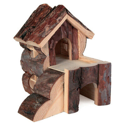 Trixie Natural Living Bjork Small Animal House, Various Sizes, New