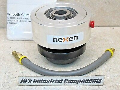 "Nexen,   909900,  5H30P-1*0.875,   Tooth Clutch,  7/8"" Bore"