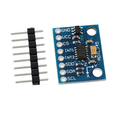 GY291 ADXL345 3-Axis Digital Acceleration of Gravity Tilt IIC/SPI MCU  FO
